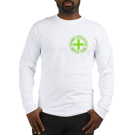 Zombie Apocalypse Long Sleeve T-Shirt