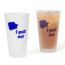 Couch I Pull Out Drinking Glass