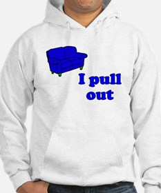 Couch I Pull Out Hoodie