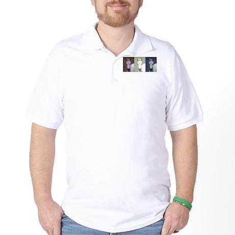 Horse Patriot Golf Shirt
