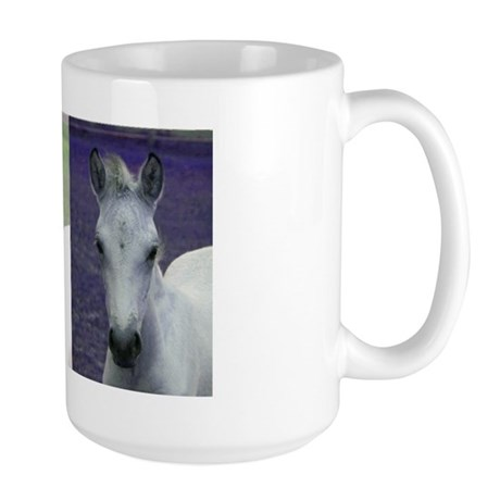 Horse Patriot Large Mug