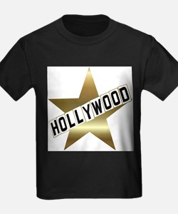 Cute Hollywood sign T