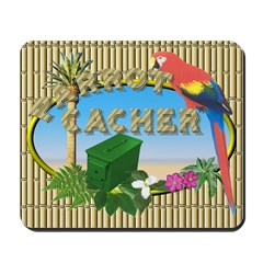 Parrot Cacher Mousepad