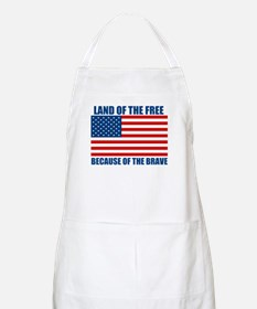Because of the Brave Apron