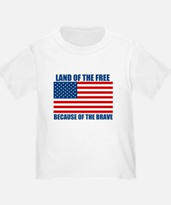Because of the Brave T