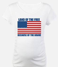 Because of the Brave Shirt