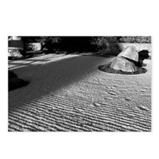 Zen Rock Garden Postcards (Package of 8)