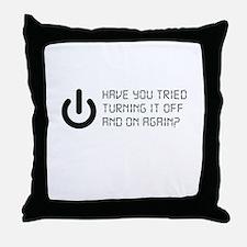 I.T. Throw Pillow