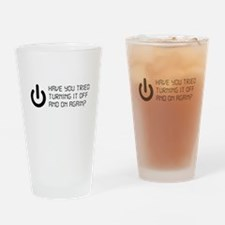 I.T. Drinking Glass