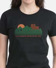 Adirondack Mountains NY Tee