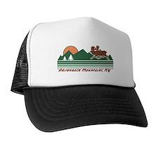 Adirondack Mountains NY Trucker Hat