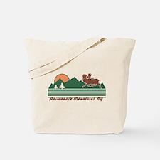 Adirondack Mountains NY Tote Bag