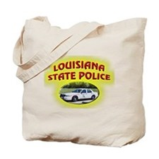 Louisiana State Police Tote Bag