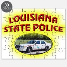Louisiana State Police Puzzle
