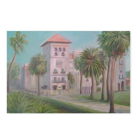 CASA MONICA Postcards (Package of 8)