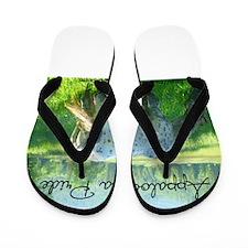 Appy Pride Flip Flops