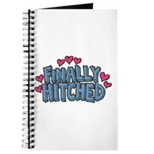 Finally Hitched Journal