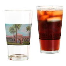 FLAGLER COLLEGE Drinking Glass