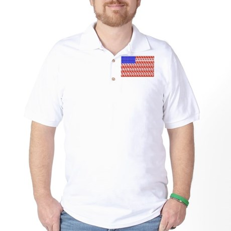 Foal Flag Golf Shirt