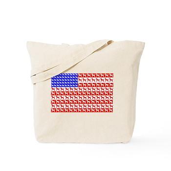 Foal Flag Tote Bag