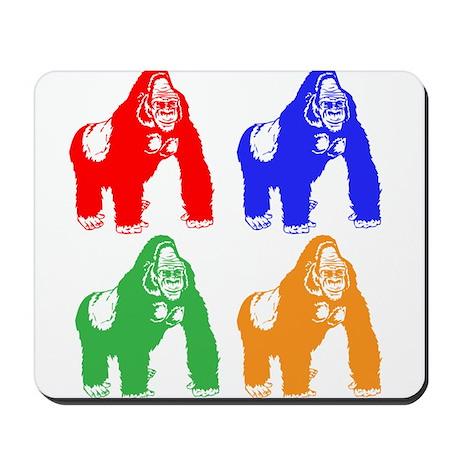Gorilla Mousepad