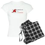 Red Shirt Society Women's Light Pajamas