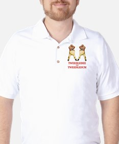 Tweedledee and Tweedledum T-Shirt