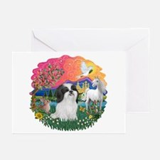 Fantasy-Shih Tzu #22 Greeting Cards (Pk of 10)