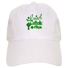 Irish Catholic Baseball Cap