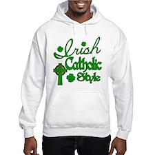 Irish Catholic Hoodie