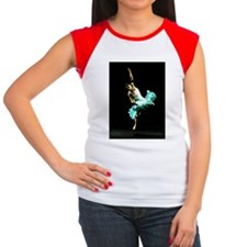 CONTRA-TIEMPO Women's Cap Sleeve T-Shirt