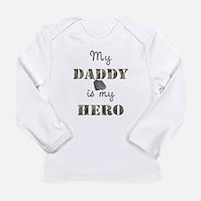 7x7daddyherotags Long Sleeve T-Shirt