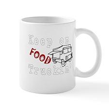Keep on Food Truckin' Mug