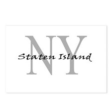 Staten Island Postcards (Package of 8)