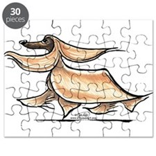 Afghan Hound Lover Puzzle