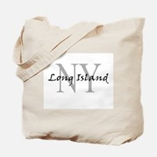 Long Island thru NY Tote Bag