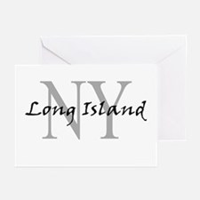 Long Island thru NY Greeting Cards (Pk of 10)