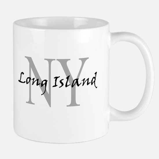 Long Island thru NY Mug