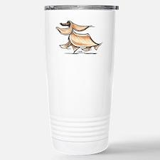 Afghan Hound Lover Travel Mug