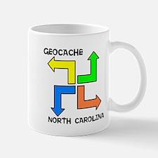 Geocache North Carolina Mug