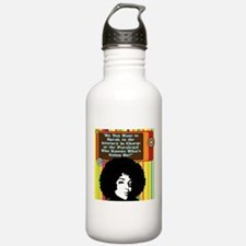 Paralegal In Charge [Groovy E Water Bottle
