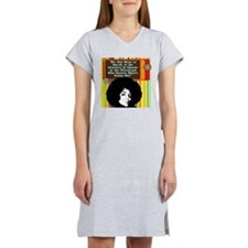 Paralegal In Charge [Groovy E Women's Nightshirt