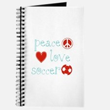 Peace, Love and Soccer Journal