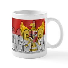 Silky Flag of Indonesia Mug