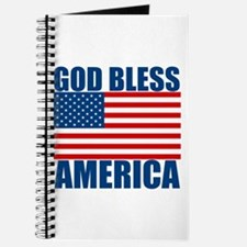 God Bless America Journal