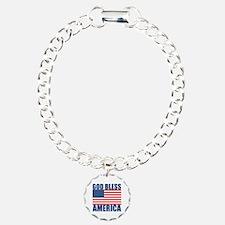 God Bless America Bracelet