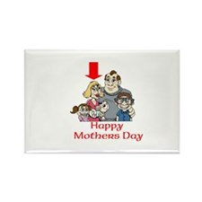 Cute May 13 Rectangle Magnet