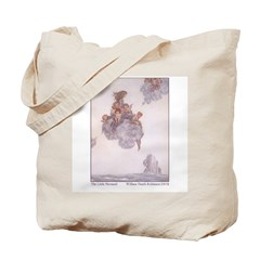WH Robinson's Little Mermaid Tote Bag