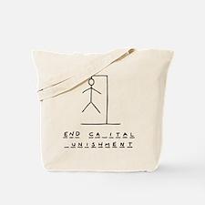 Ironic Hangman Tote Bag