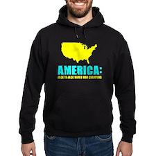 America World War Champions Hoodie